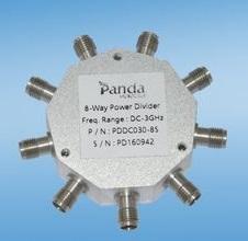PDDC030-8S Power Divider